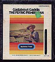 Gadabout Vernon Gaddis - The Flying Fisherman